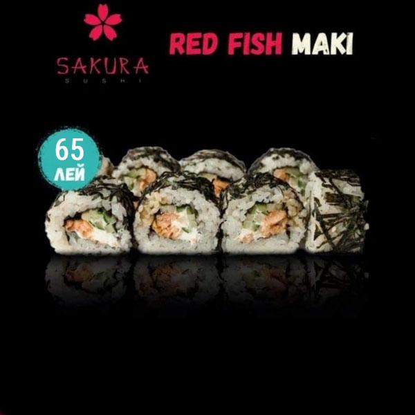 Red Fish Maki
